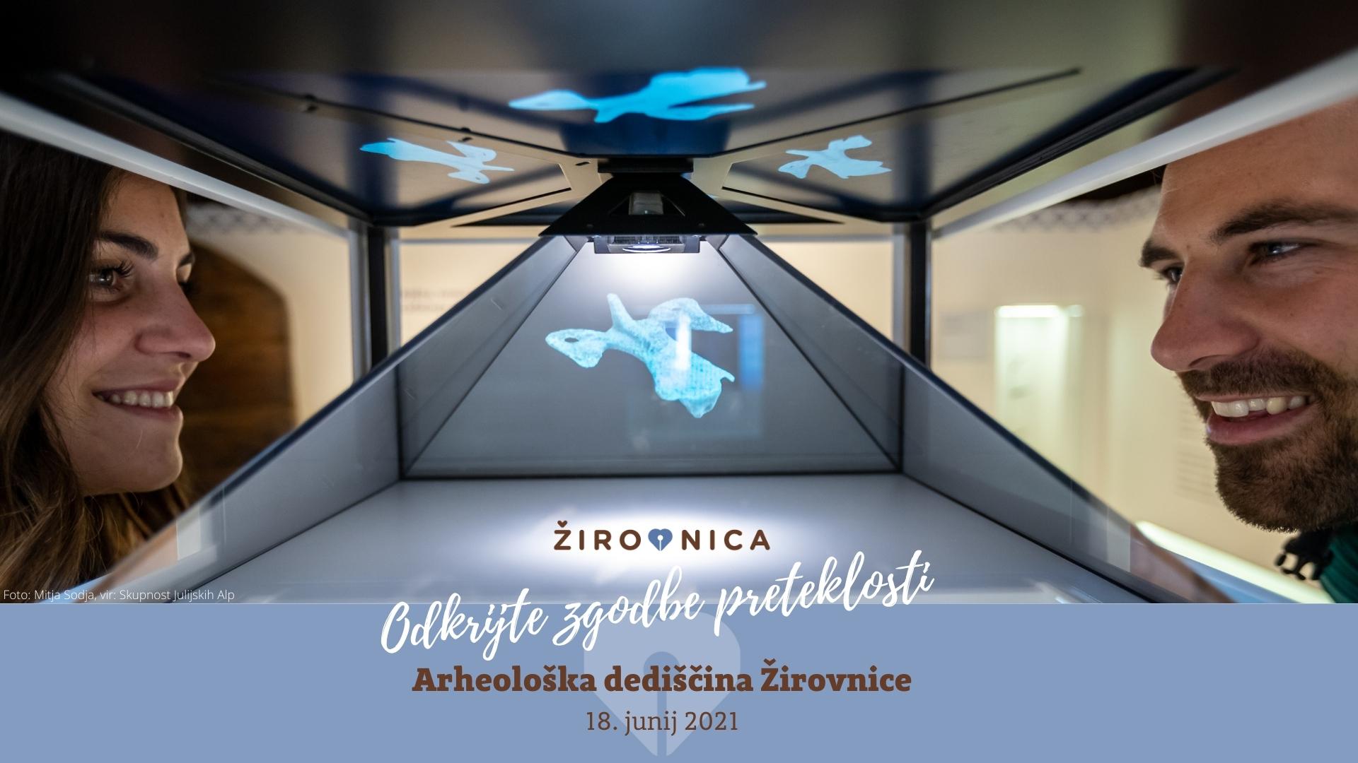 FB dogodek Muzejska sobota v Žirovnici